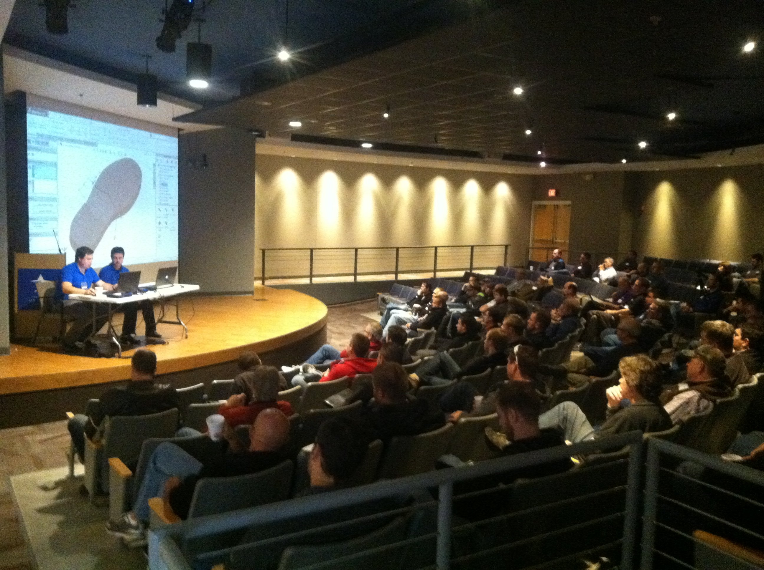 Recent SOLIDWORKS 2015 Event Inspires Nebraska Users