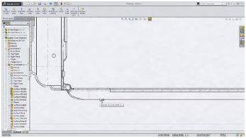 Generating Drawing Views in SOLIDWORKS