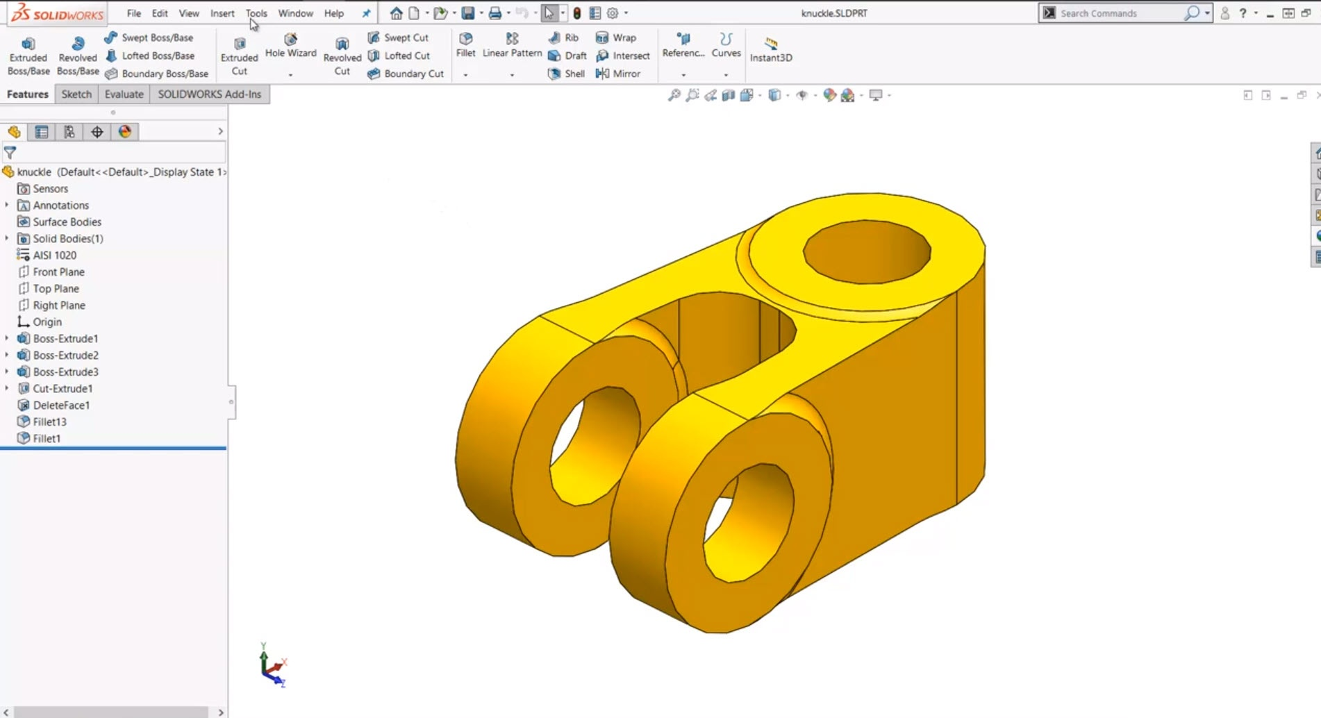 Getting Started with SOLIDWORKS Simulation - Introduction to Finite Element Analysis