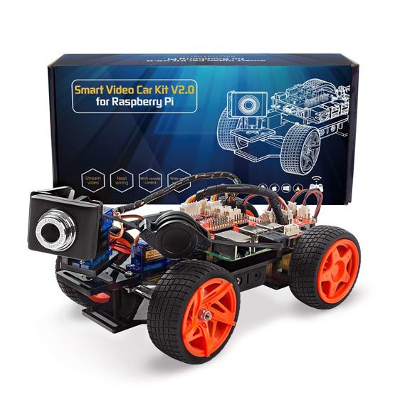 Smart-Video-Car-Kit