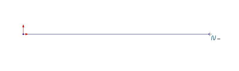 Straight Spline in SOLIDWORKS Sketcher