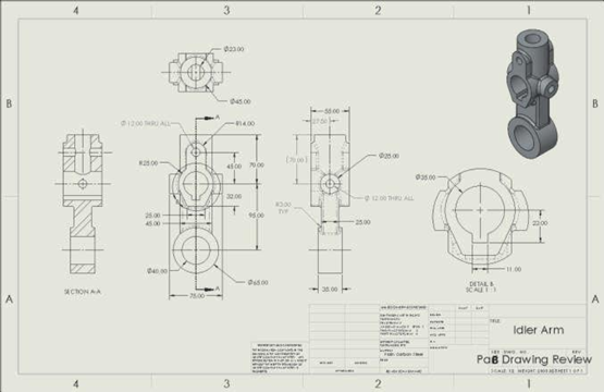 The Ultimate Guide To Solidworks Training Drawings