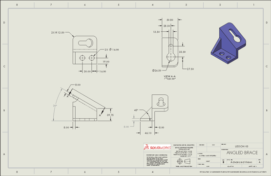 The Ultimate Guide to SOLIDWORKS Training - Drawings