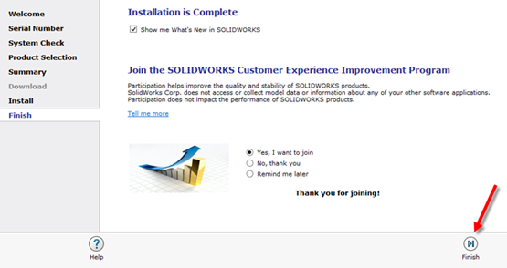 How to Modify a SOLIDWORKS Install