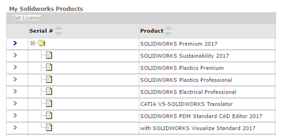 Guide to obtaining your SOLIDWORKS Visualize Serial Number