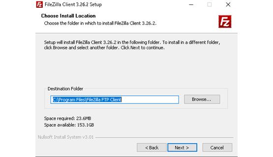 Alignex Guide to Using FileZilla