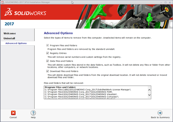 How to Upgrade to a New Version of SOLIDWORKS