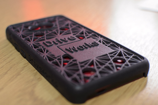 Customized 3D Printed Phone Cases with DriveWorks Sales Configurator