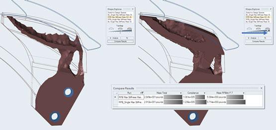 True Simulation Driven Design with solidThinking Inspire