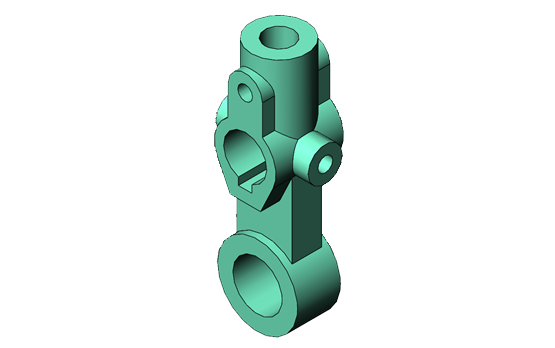 Contour Selections and the Idler Arm in SOLIDWORKS Essentials