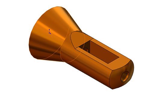 Creating a Revolve in SOLIDWORKS Essentials Class