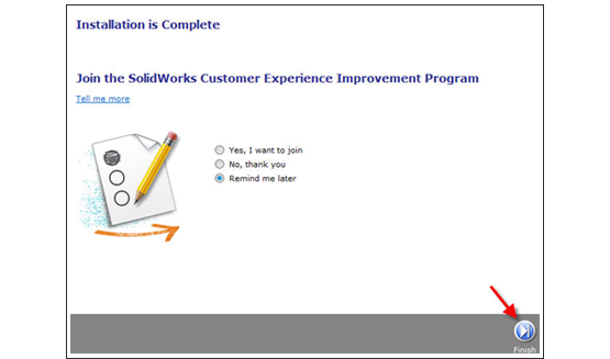 Creating and Deploying an Admin Image for SOLIDWORKS