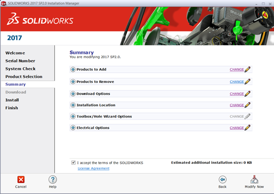 modify-now-on-the-summary-page-solidworks.png