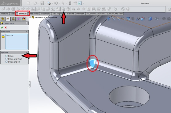 How to Repair Imported Geometry