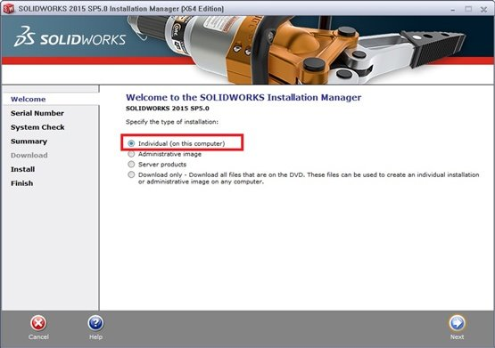 solidworks-select-individual-option.jpg