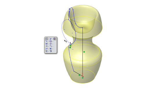 Using the S Shortcut in SOLIDWORKS Essentials