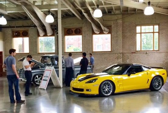 Hot Rod Factory Cars