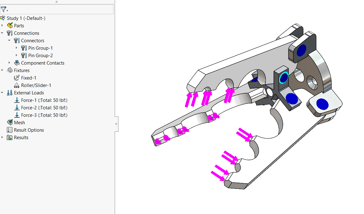 SOLIDWORKS Simulation in a Multi-CAD Environment