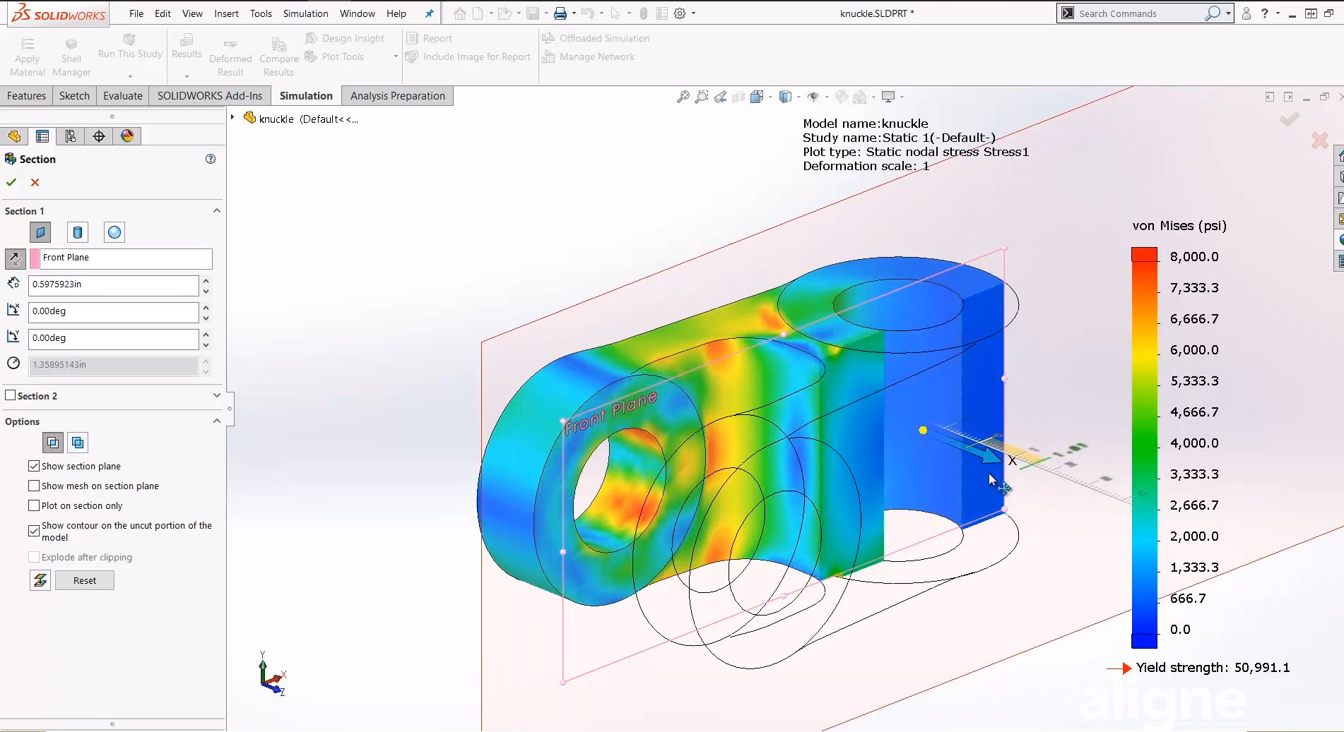 Introduction to SOLIDWORKS Simulation - Finite Element Analysis