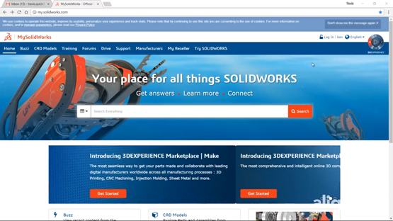 How to Activate Your SOLIDWORKS Online License