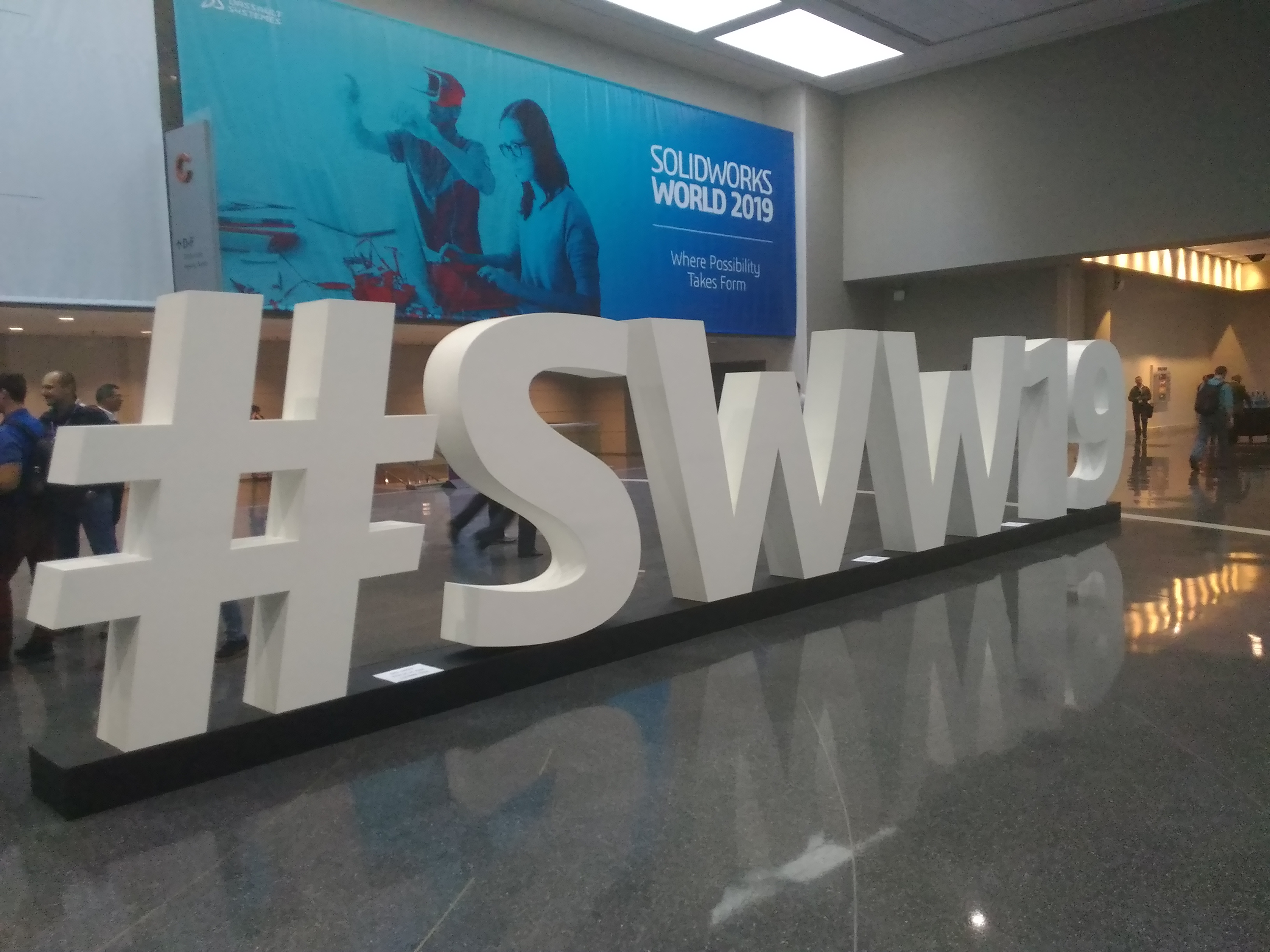 SOLIDWORKS World 2019 Recap