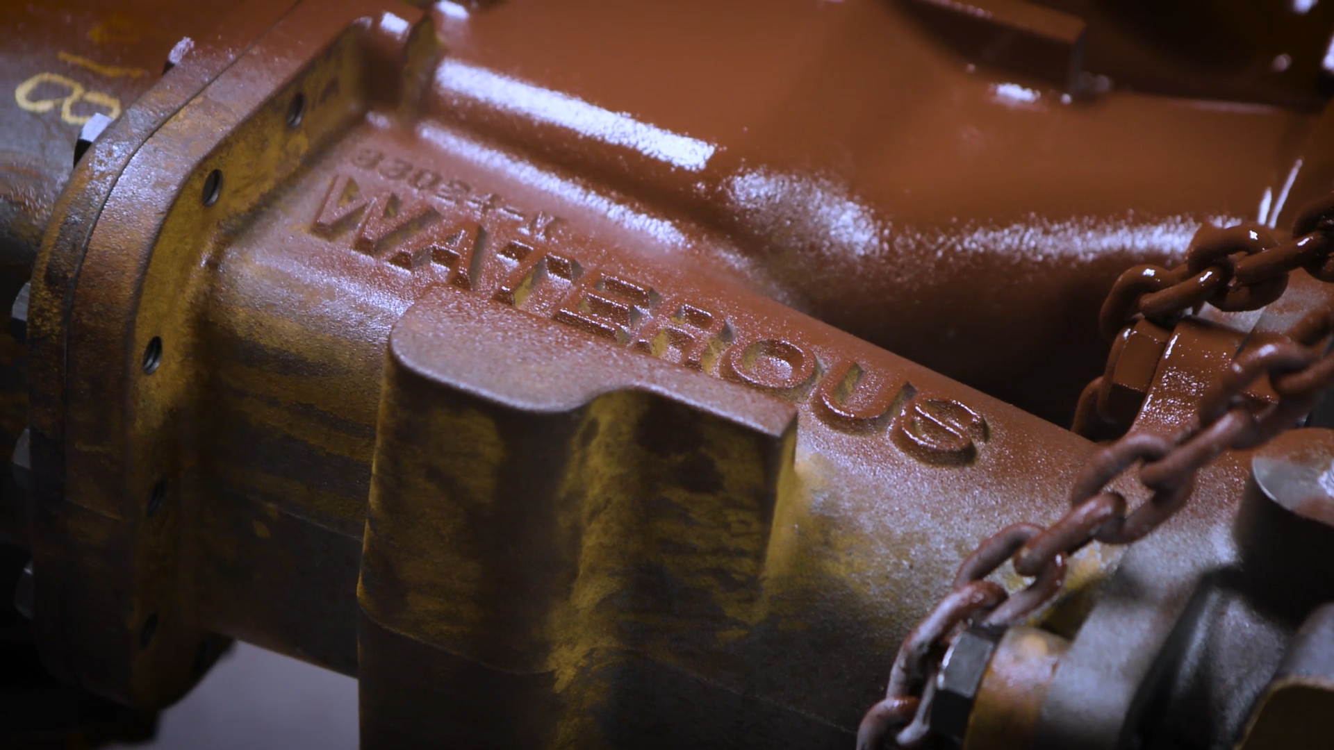 A SOLIDWORKS Story - Waterous