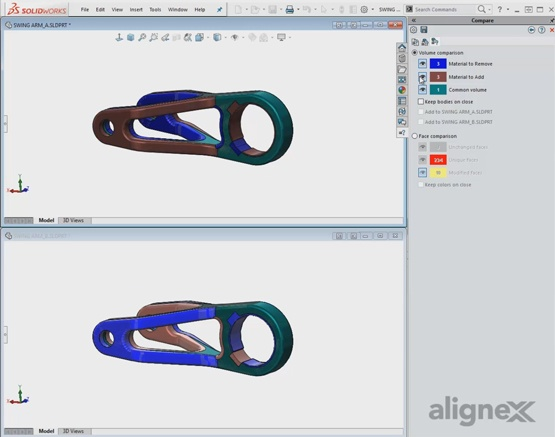 Working Smarter with Comparison Tools in SOLIDWORKS [VIDEO]
