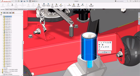 Export Revit Files and More with SOLIDWORKS 3D Interconnect 2019