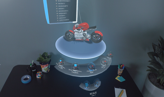 Work on Your Designs Like Never Before with Virtual & Augmented Reality
