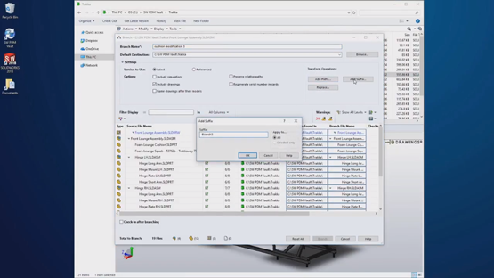 How Branch & Merge Integration Takes SOLIDWORKS PDM to the Next Level