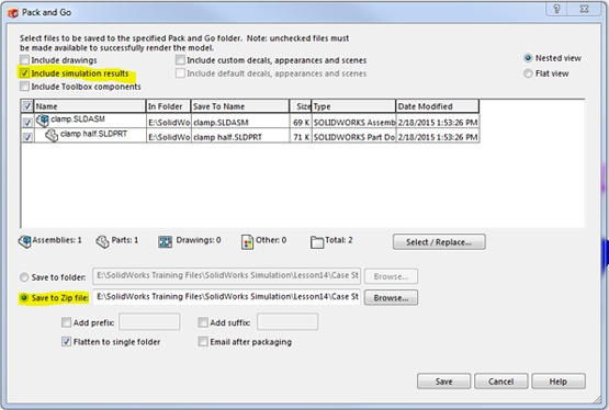 How to Manage SOLIDWORKS Simulation Results with SOLIDWORKS PDM