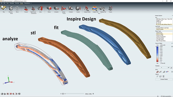 True Simulation Driven Design with solidThinking Inspire (Part 3)