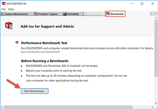 SOLIDWORKS Performance Test: How Fast is Your Hardware?