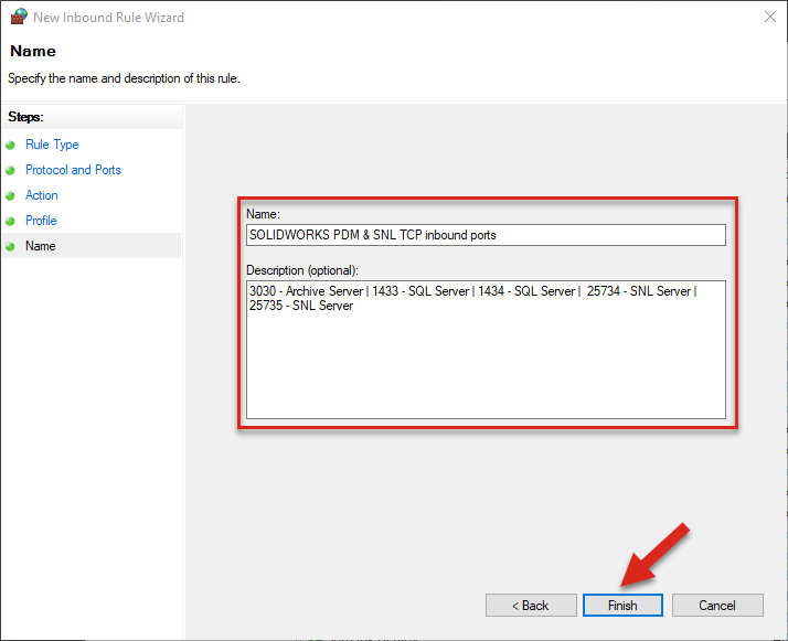How to Configure Your Firewall Port Settings for SOLIDWORKS