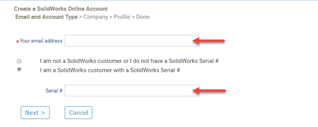 How to Create Your SOLIDWORKS ID