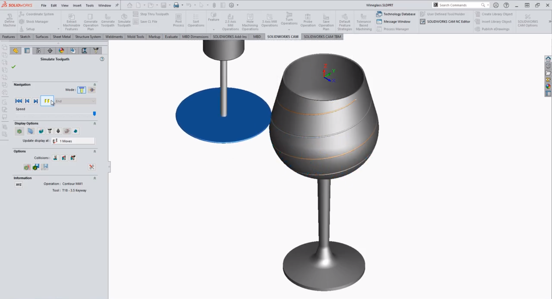 How to Bring Complex Designs to Life in SOLIDWORKS CAM