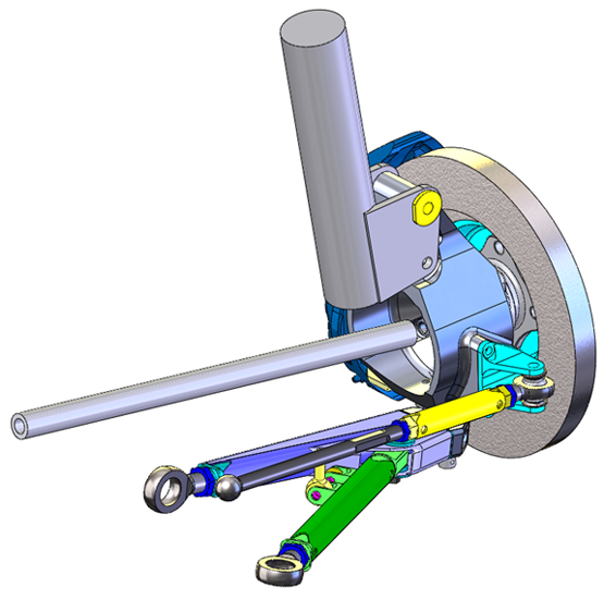 Steering Bracket Assembly